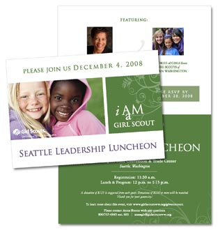 Girl Scouts Luncheon